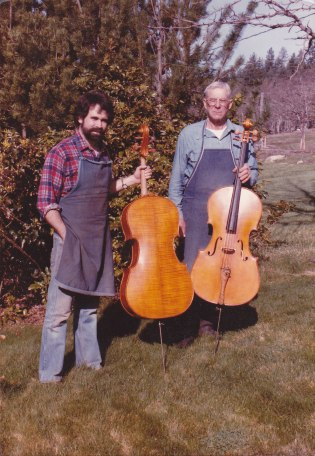 Howard Sands Violins, Victor Gardener, Violinmakers, Cellos