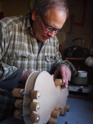 Howard Sands Violins, Violinmaker, Sands Violins