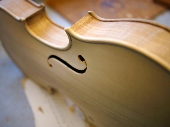 Violin, Howard Sands Violins